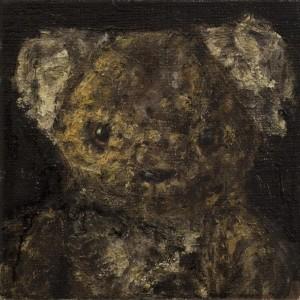 Koalabär Stefan Auf der Maur Malerei Stuffed Animal