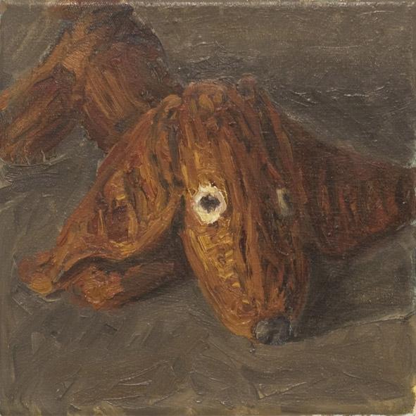 Hund, Malerei